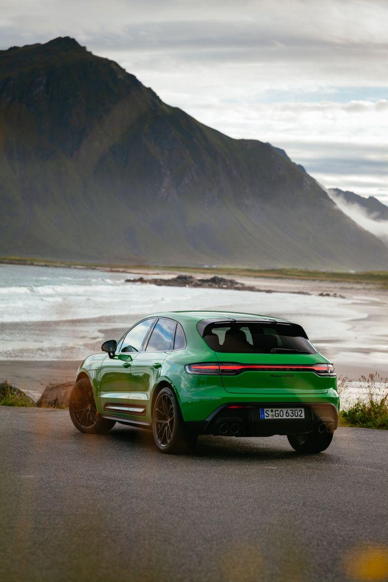 2022 Porsche Macan GTS 641091