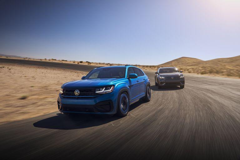 2021 Volkswagen Atlas Cross Sport GT Concept 638727