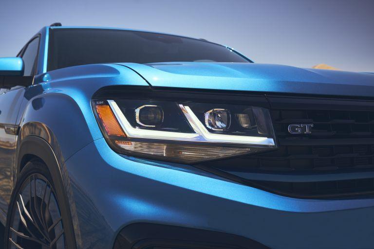 2021 Volkswagen Atlas Cross Sport GT Concept 638739