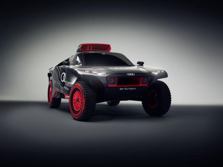 2022 Audi RS Q e-tron Dakar Rally 638759