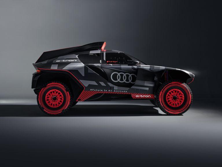 2022 Audi RS Q e-tron Dakar Rally 638761