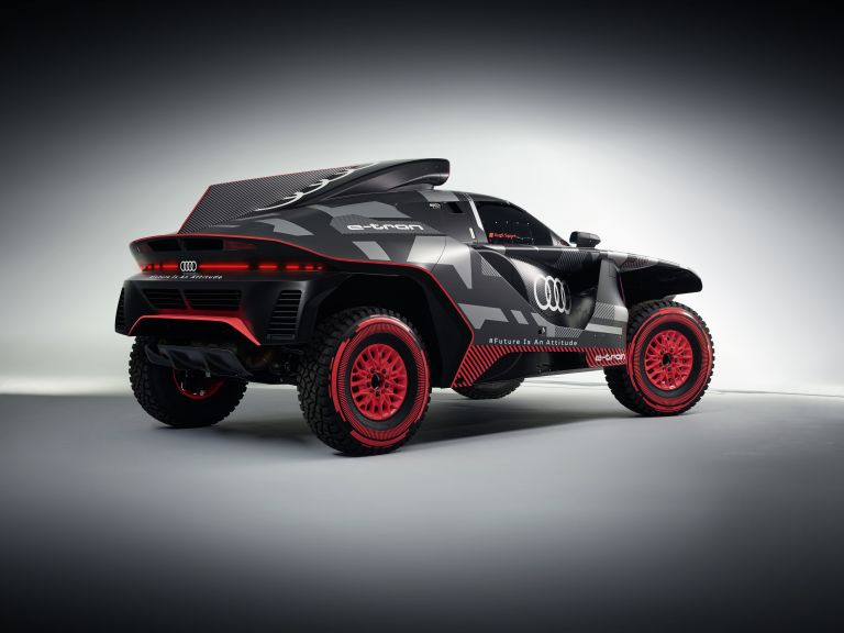 2022 Audi RS Q e-tron Dakar Rally 638762