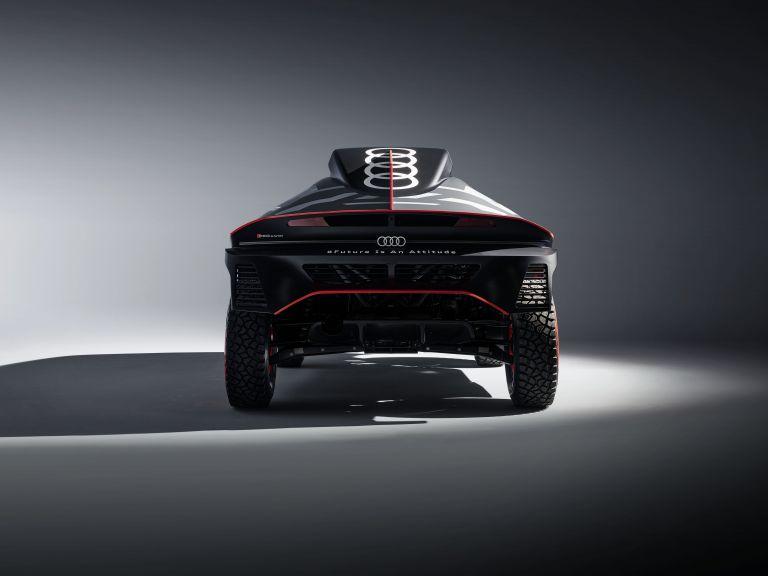 2022 Audi RS Q e-tron Dakar Rally 638765