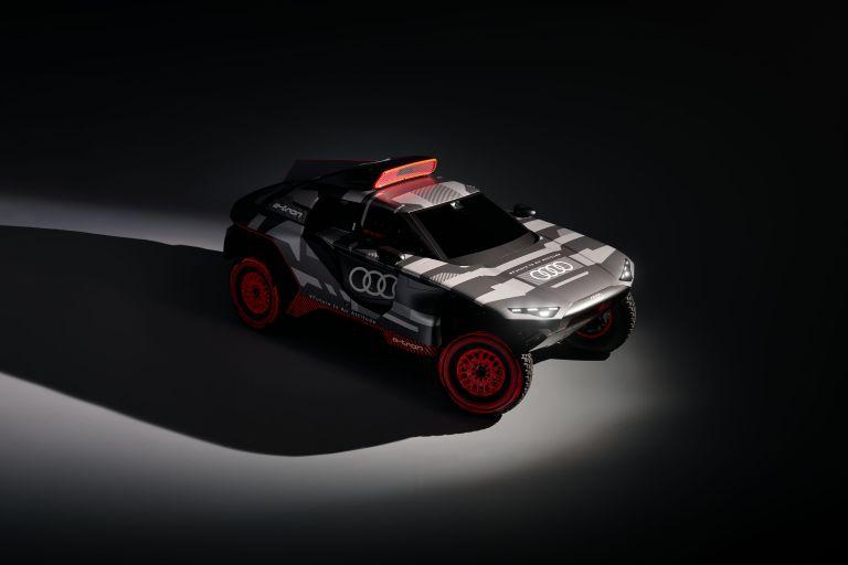 2022 Audi RS Q e-tron Dakar Rally 638767