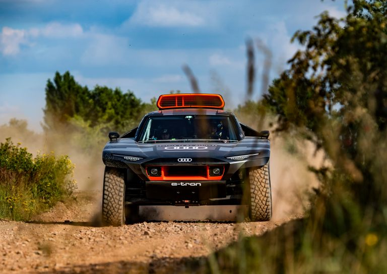 2022 Audi RS Q e-tron Dakar Rally 638770