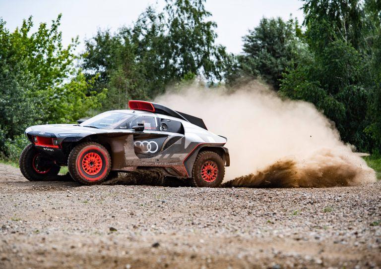 2022 Audi RS Q e-tron Dakar Rally 638772
