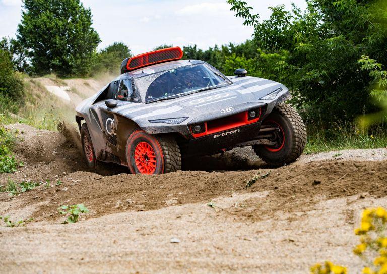 2022 Audi RS Q e-tron Dakar Rally 638774