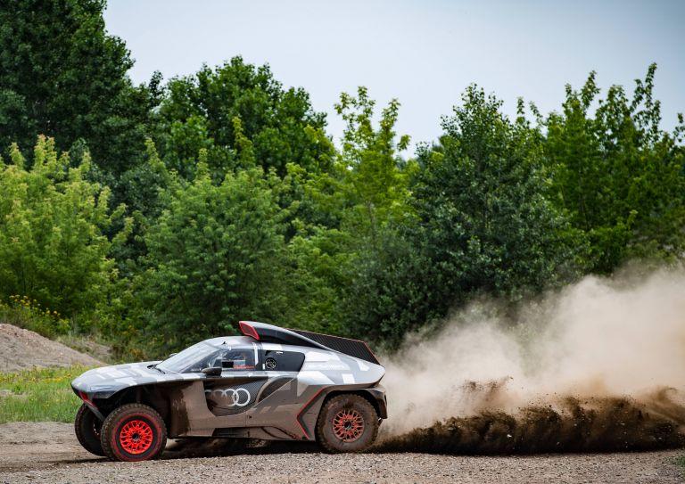 2022 Audi RS Q e-tron Dakar Rally 638776
