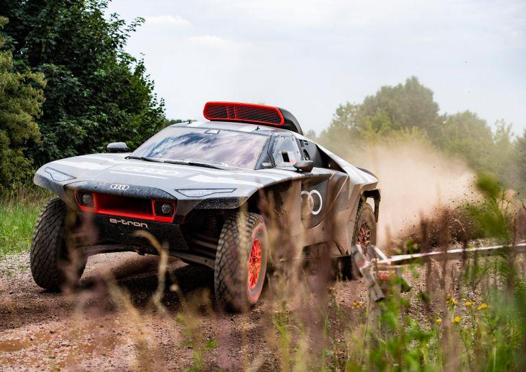 2022 Audi RS Q e-tron Dakar Rally 638777