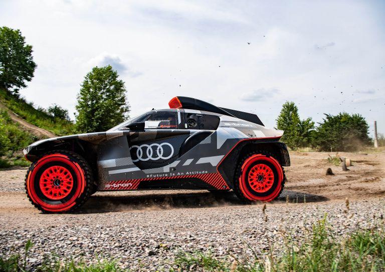 2022 Audi RS Q e-tron Dakar Rally 638779