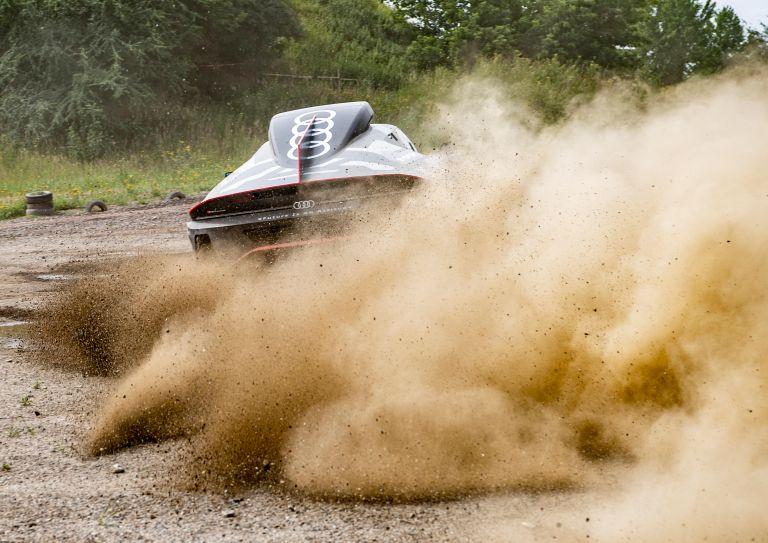 2022 Audi RS Q e-tron Dakar Rally 638781