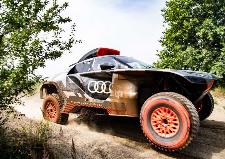 2022 Audi RS Q e-tron Dakar Rally 638782
