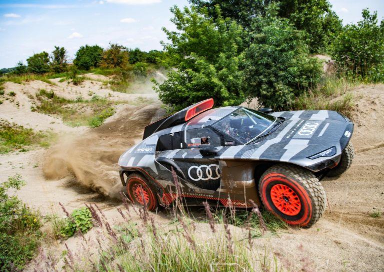 2022 Audi RS Q e-tron Dakar Rally 638784