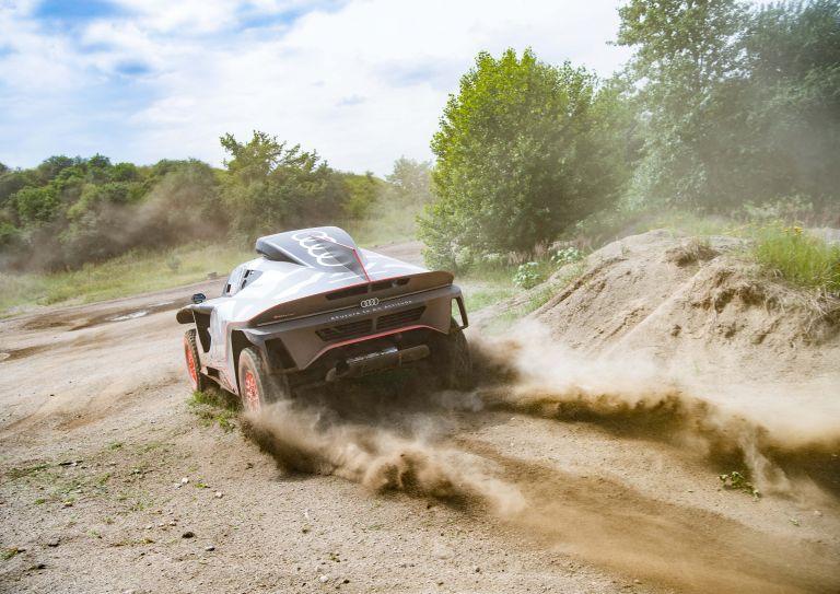 2022 Audi RS Q e-tron Dakar Rally 638785