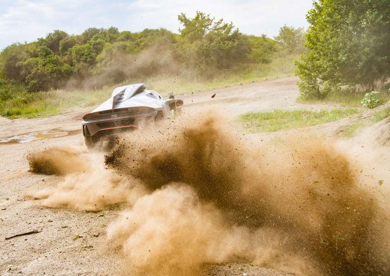 2022 Audi RS Q e-tron Dakar Rally 638786