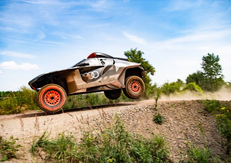 2022 Audi RS Q e-tron Dakar Rally 638787