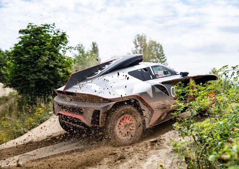 2022 Audi RS Q e-tron Dakar Rally 638788