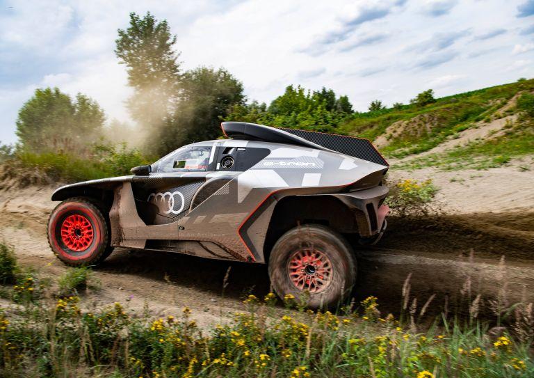 2022 Audi RS Q e-tron Dakar Rally 638790