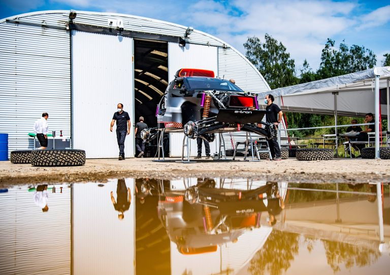 2022 Audi RS Q e-tron Dakar Rally 638791