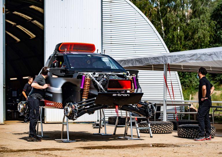 2022 Audi RS Q e-tron Dakar Rally 638792