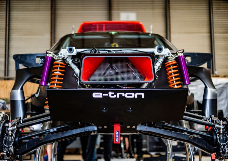 2022 Audi RS Q e-tron Dakar Rally 638793