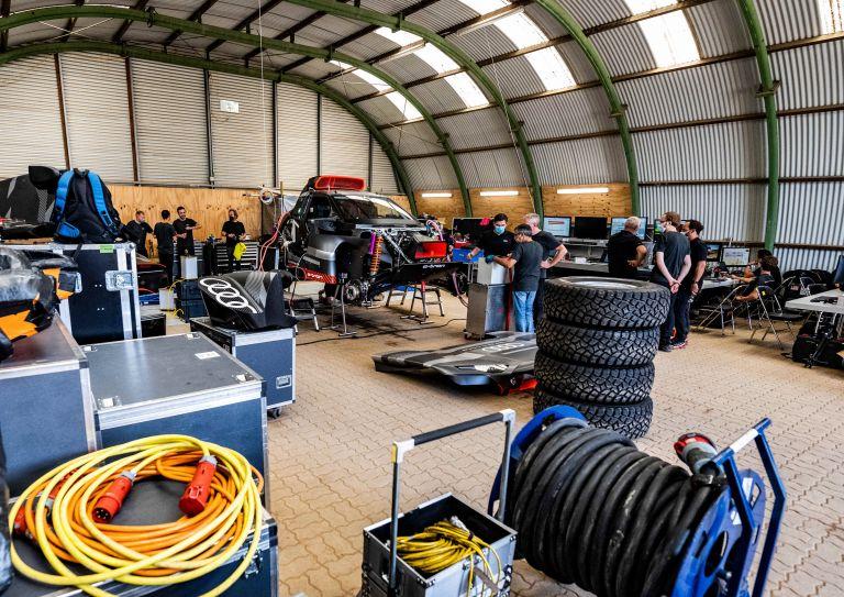 2022 Audi RS Q e-tron Dakar Rally 638796