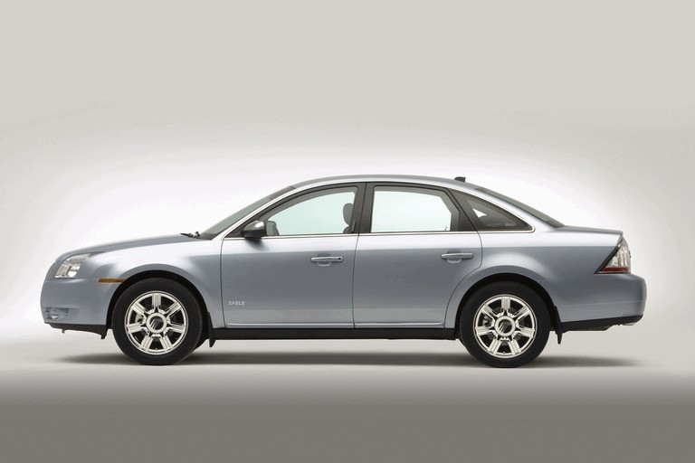 2008 Mercury Sable AWD 231452