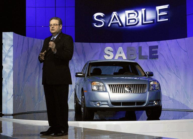 2008 Mercury Sable AWD 231456
