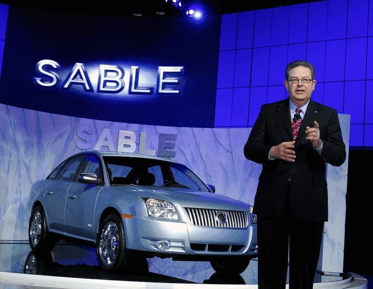 2008 Mercury Sable AWD 231457