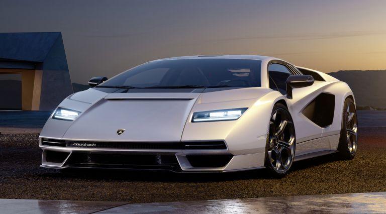 2022 Lamborghini Countach LPI 800-4 639768