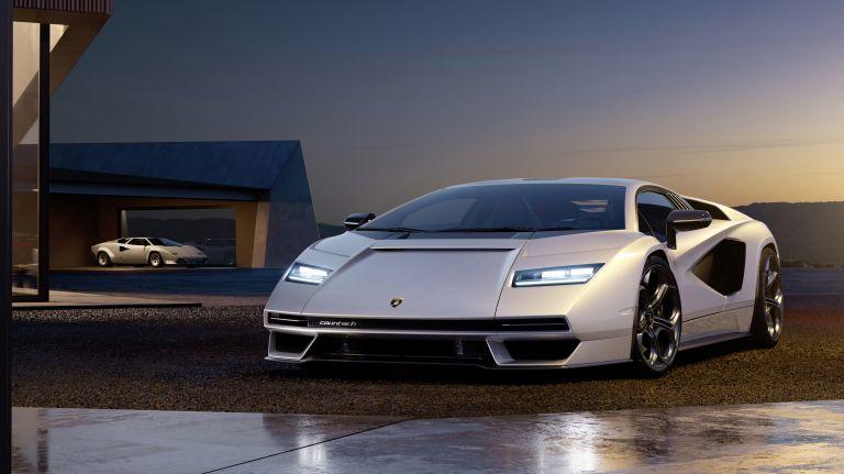 2022 Lamborghini Countach LPI 800-4 639769