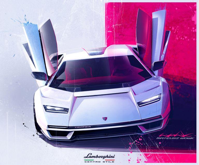 2022 Lamborghini Countach LPI 800-4 639838