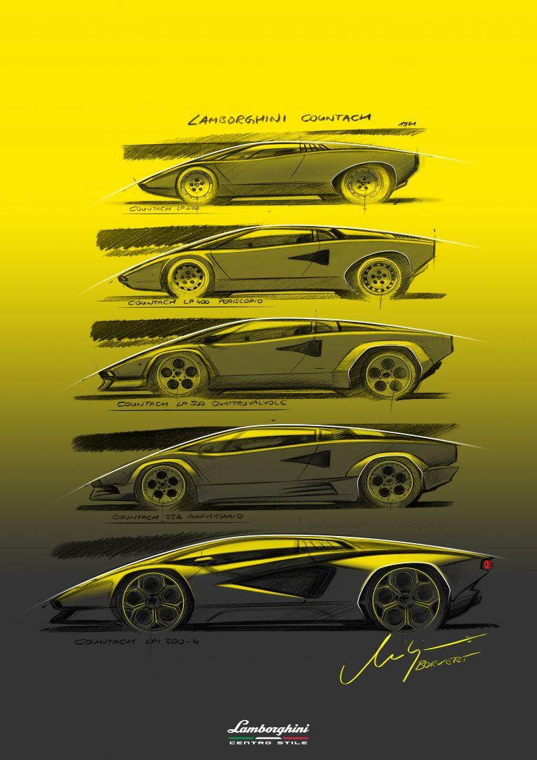 2022 Lamborghini Countach LPI 800-4 639846