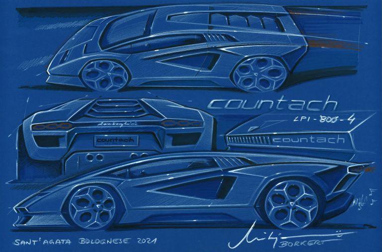 2022 Lamborghini Countach LPI 800-4 639847
