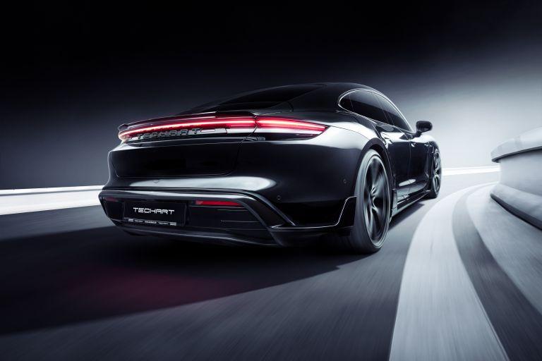 2021 Porsche Taycan with TechArt aerokit 640735