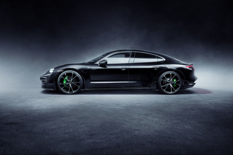 2021 Porsche Taycan with TechArt aerokit 640737