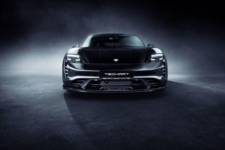 2021 Porsche Taycan with TechArt aerokit 640739