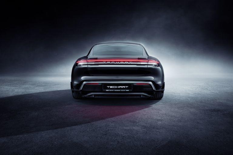2021 Porsche Taycan with TechArt aerokit 640740