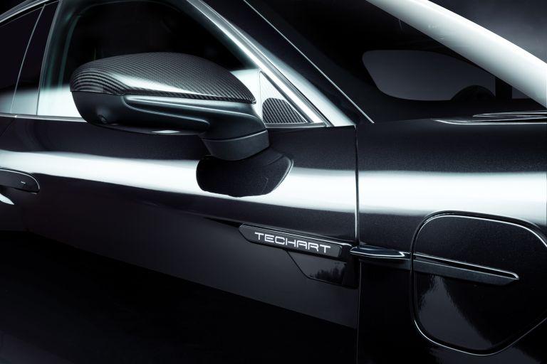 2021 Porsche Taycan with TechArt aerokit 640744