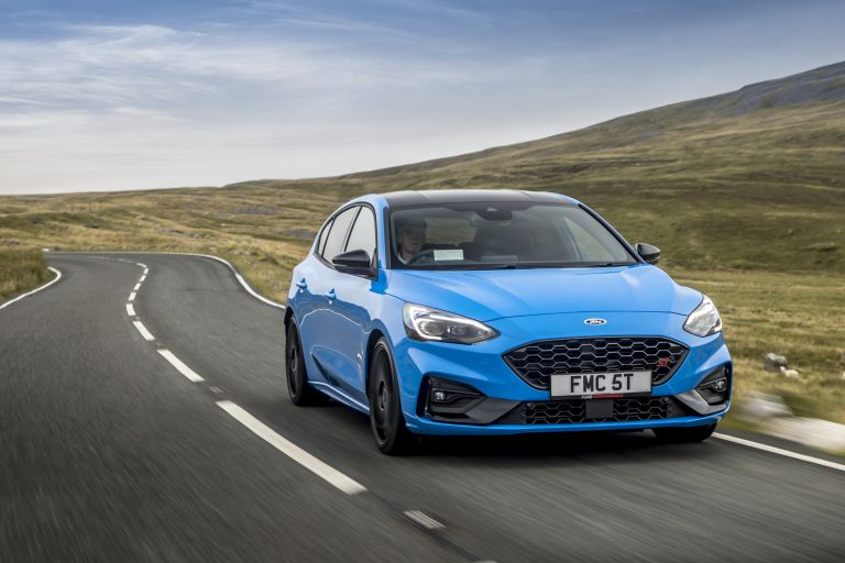 2022 Ford Focus ST Edition - UK version 641187