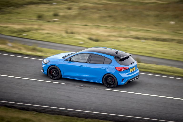 2022 Ford Focus ST Edition - UK version 641195