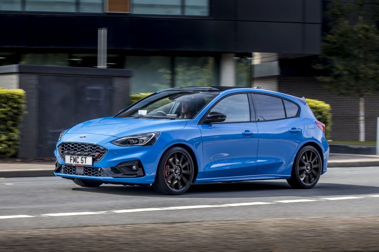 2022 Ford Focus ST Edition - UK version 641200