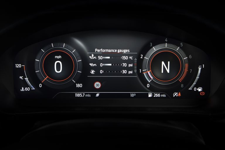 2022 Ford Focus ST Edition - UK version 641220