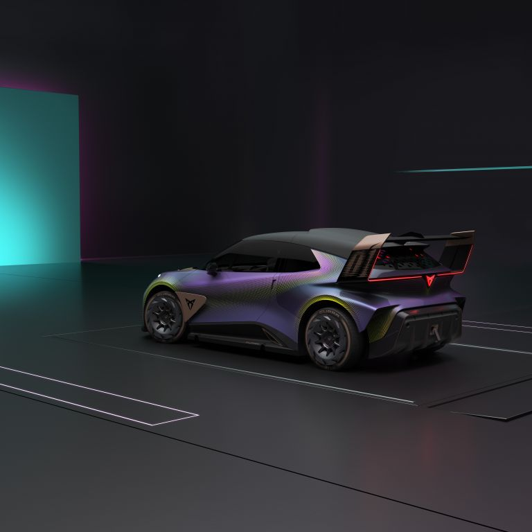 2021 Cupra UrbanRebel Concept 641651