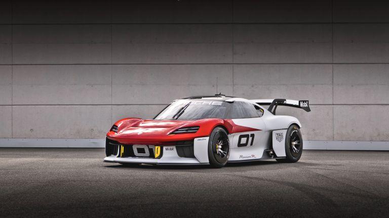 2021 Porsche Mission R concept 642507