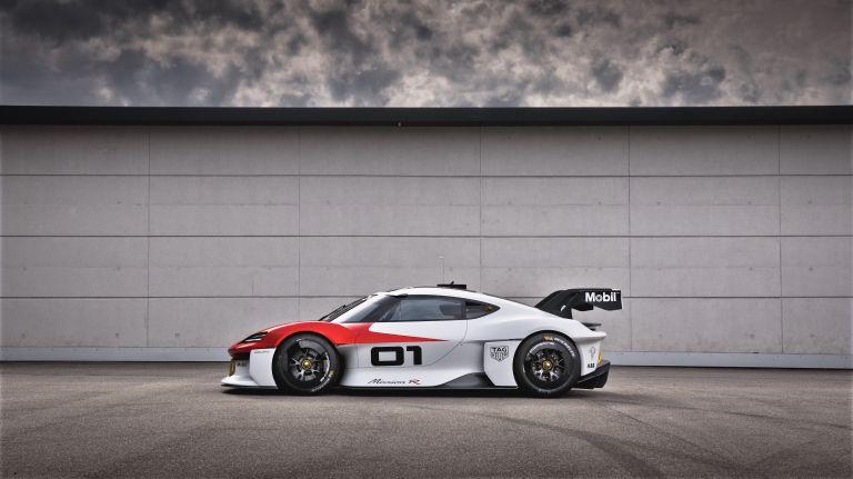 2021 Porsche Mission R concept 642508