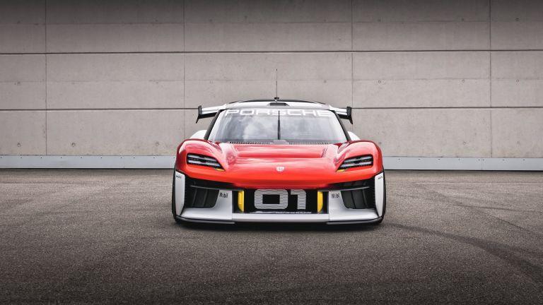 2021 Porsche Mission R concept 642510