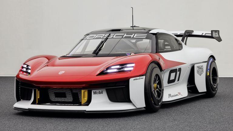 2021 Porsche Mission R concept 642511