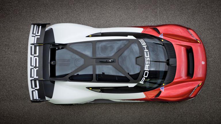 2021 Porsche Mission R concept 642516