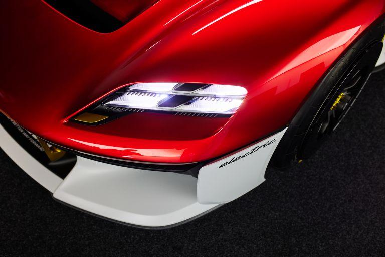 2021 Porsche Mission R concept 642517